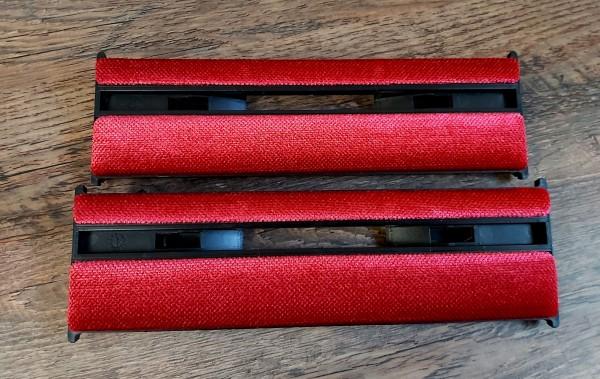 Doppelpack Ersatzleiste Slider Rot